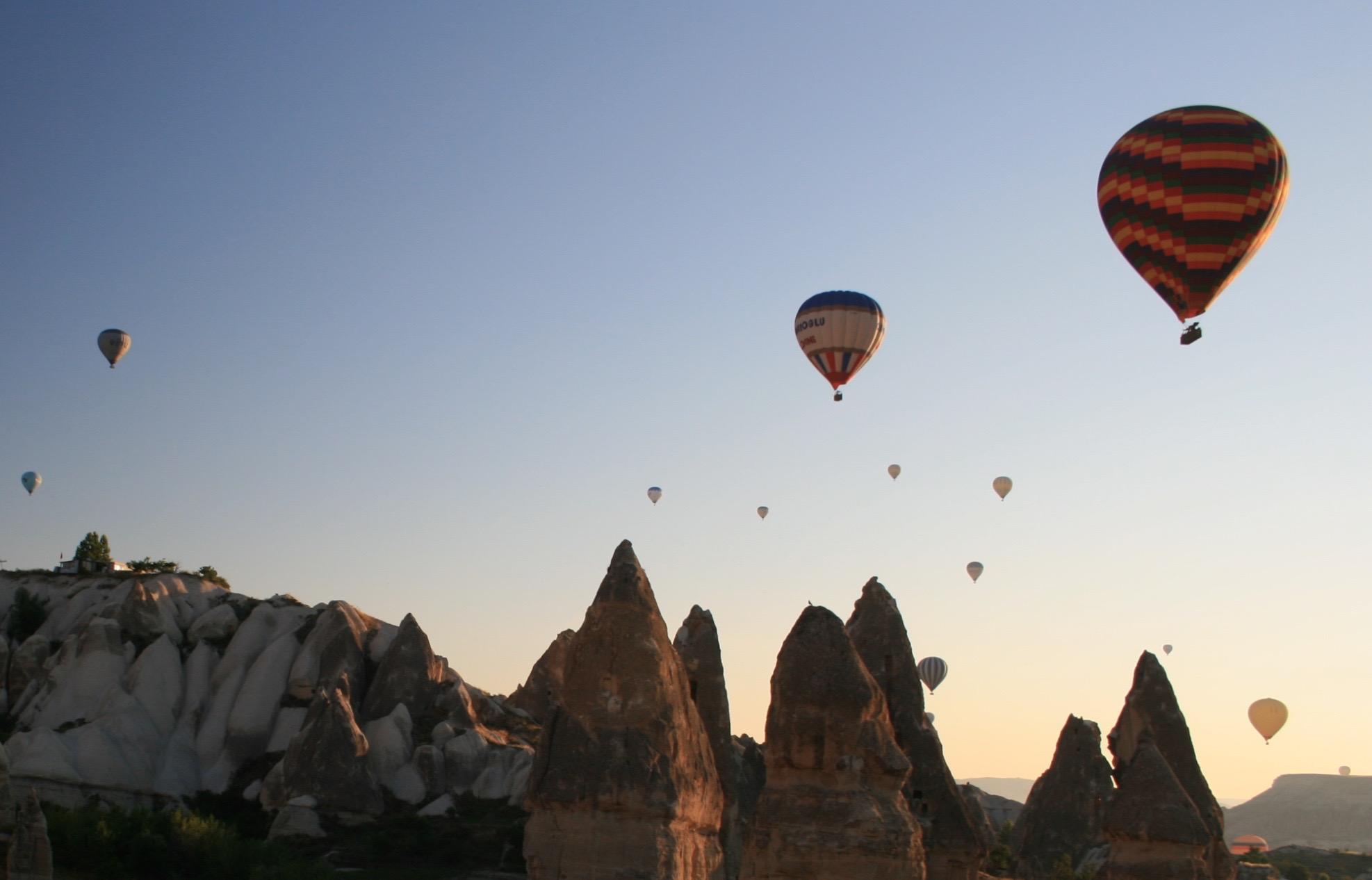 Ballons Cappadoce